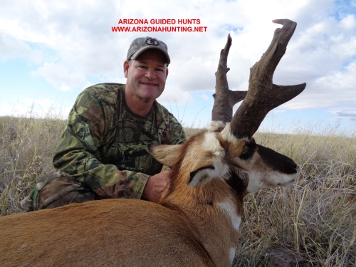 arizona antelope hunting