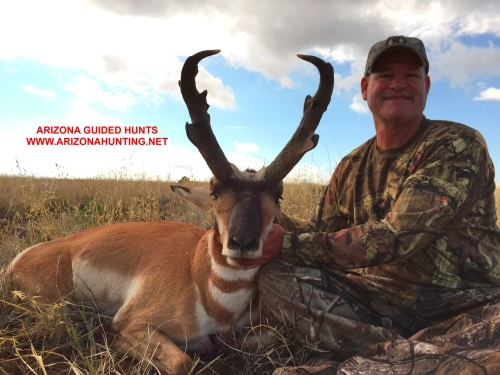 arizona antelope guides hunts