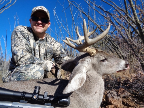 Arizona Coues Deer Hunting