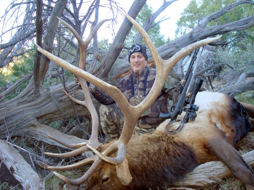 arizona elk hunting unit 6a