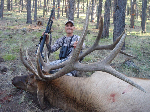 arizona elk guide