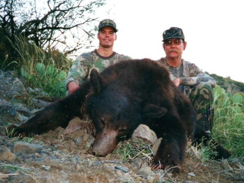 arizona bear guides hunting