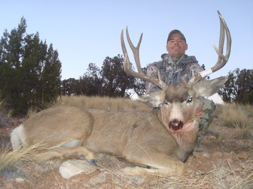 arizona mule deer hunting guides outfitters