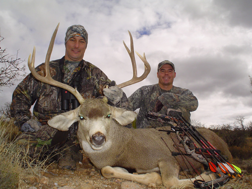 arizona mule deer guides hunts
