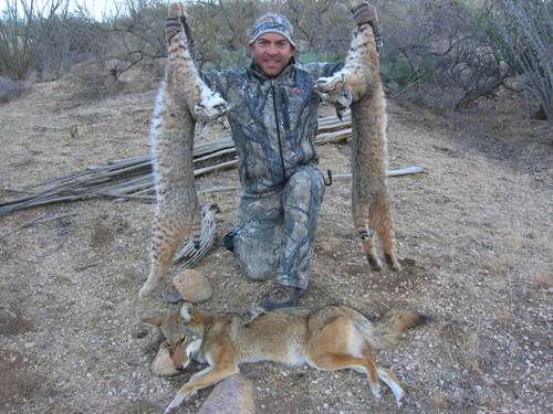 Tucson predator guide and hunter